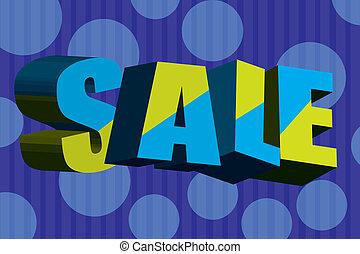 sale background