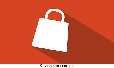 Sale bag, Video animation