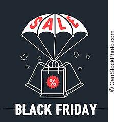 sale banner black friday