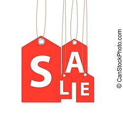 Sale Banner. Vector Illustration