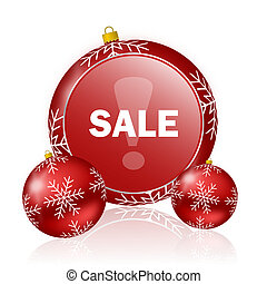 sale christmas icon