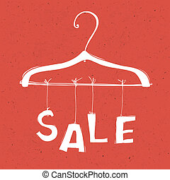 Sale concept vector illustration. EPS10