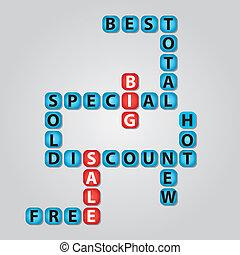 sale crossword
