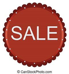 sale discount label