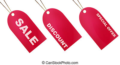 Sale Discount Special Offer Label