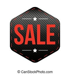 Sale patch vector