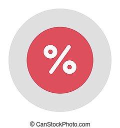 Sale, price tag icon. Stock Vector illustration.