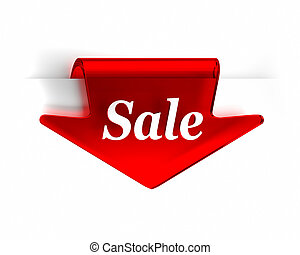 Sale Red