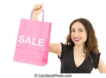 Sale shopping bag