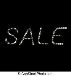 Sale Slogan Design