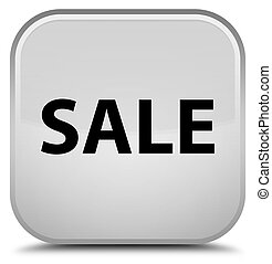 Sale special white square button