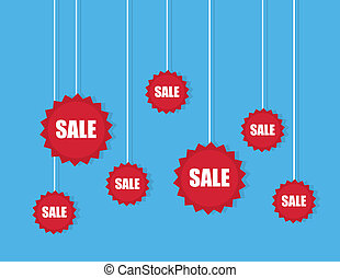 Sale Stickers On Strings