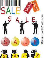 Sale symbols