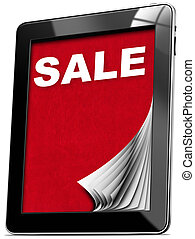 Sale - Tablet computer with Pages