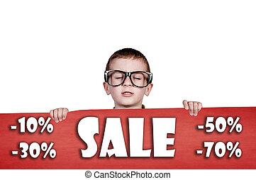 Sale time