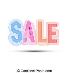 Sale Vector Symbol