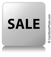 Sale white square button