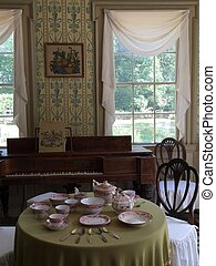 Salem Towne House in Sturbridge, MA