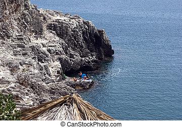 salento - coast of south italy