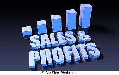 Sales and profits