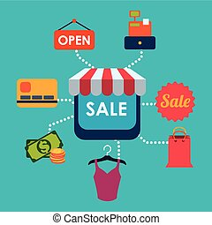 sales and retail
