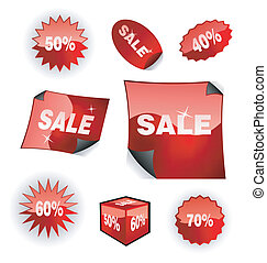 Sales Icon Set