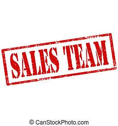 Sales Team-stamp