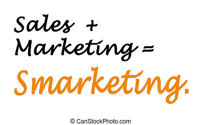sales+marketing=smarketing