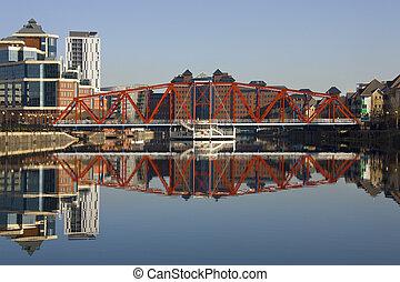 Salford Quays - Manchester - United Kingdom