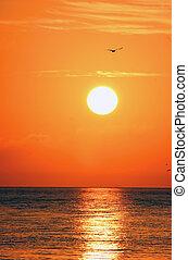 salida del sol