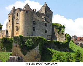 At the border of Limousin and Perigord