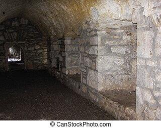 salle, abbaye