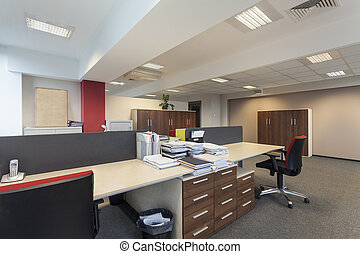 salle, bureau