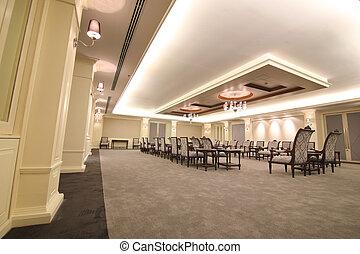 salle, réception