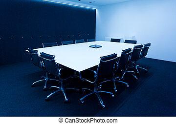 salle réunion, moderne