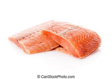 salmon fillet  - salmon fillet