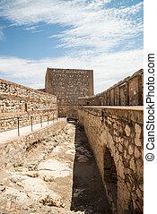 Salobrena castle, Granada