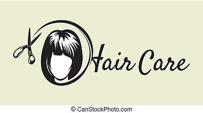 salon hår, konstruktion