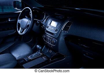 salon luxury car