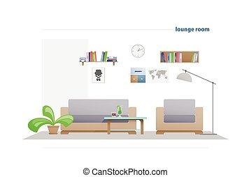 salotto, stanza