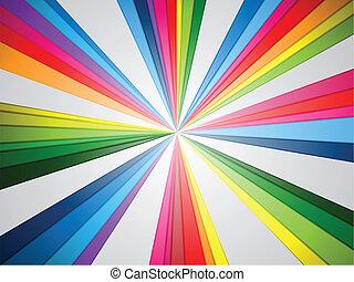 salpicadura, colorido