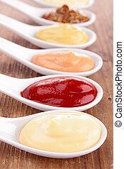 salsa, assortito