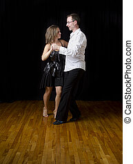 salsa, danseur