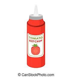 salsa, salsa tomate tomate, alimento