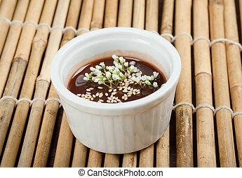 salsa soia, giapponese