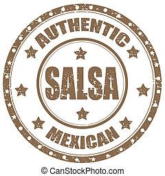 Salsa-stamp