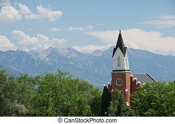 Salt Lake City church