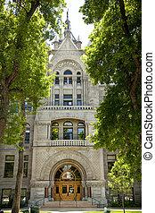 Salt Lake City Utah City Hall