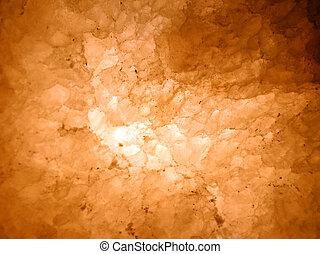 salt, struktur
