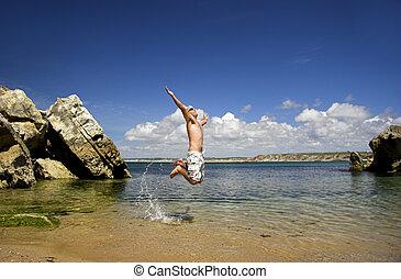 salto, energético